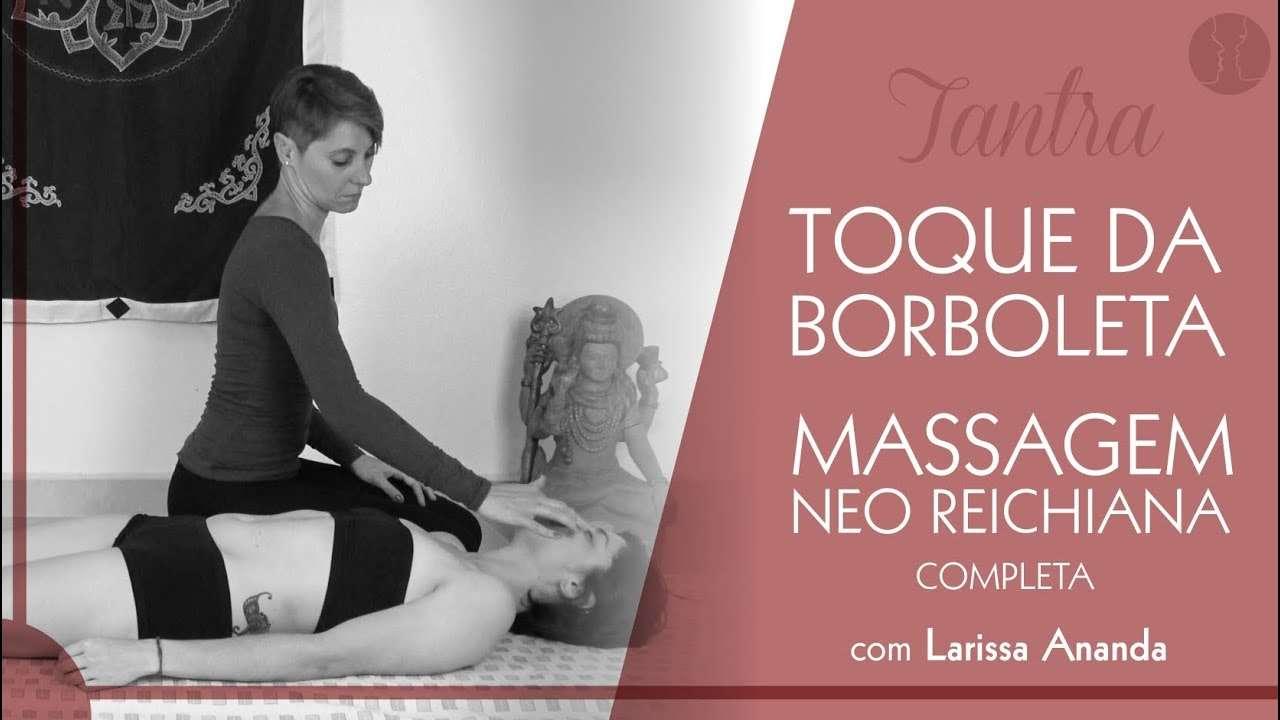 O Que é Massagem Tantra – +Curso Online
