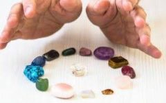 Como Energizar Pedras e Cristais Com Reiki
