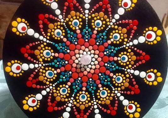 Como Fazer Mandalas Decorativas